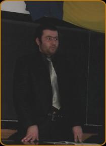 Ziaristul IonutBaias